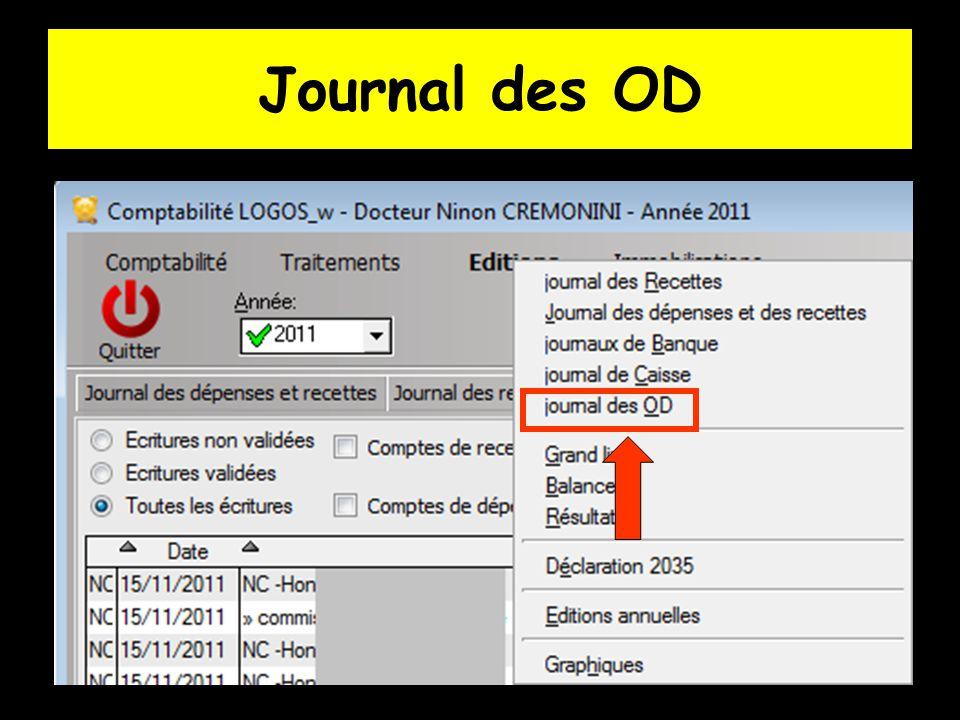 Journal des OD
