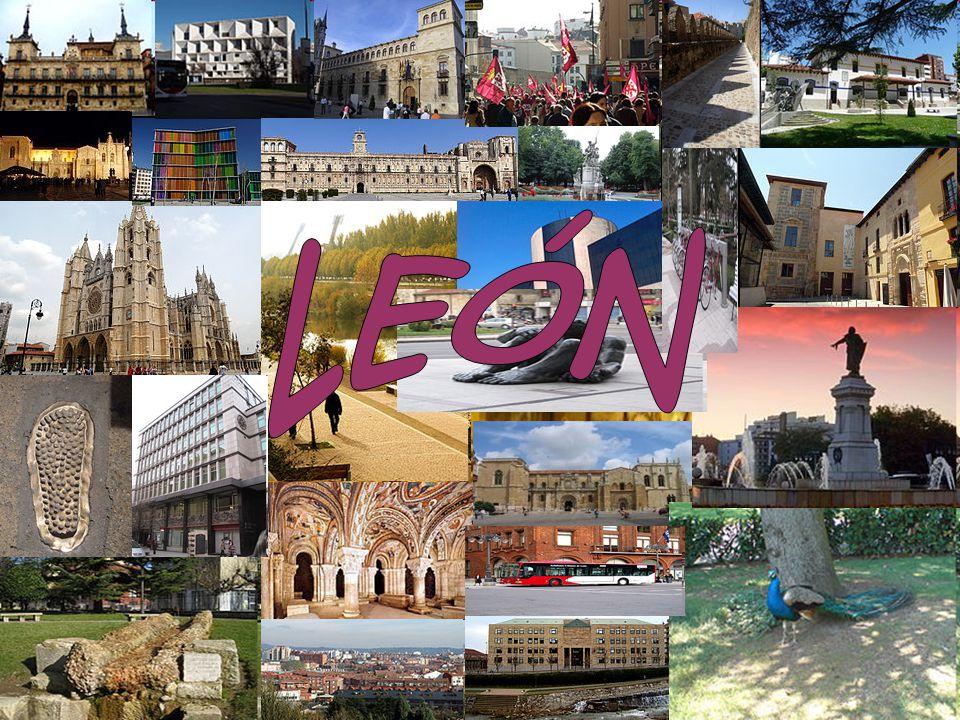 León se trouve dans le nord-ouest d´Espagne, à Castilla y León, une des 17 Communautés Autonomes.