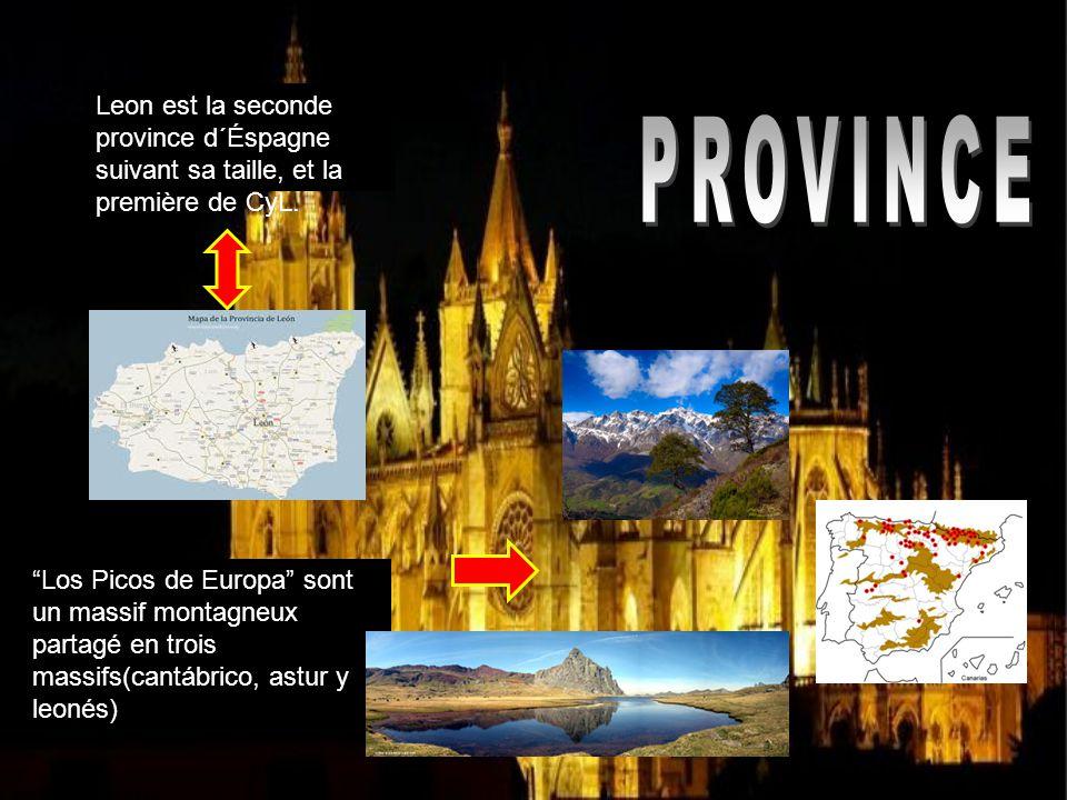 Castilla y León est une des 17 Communautés Autonomes d´Espagne.