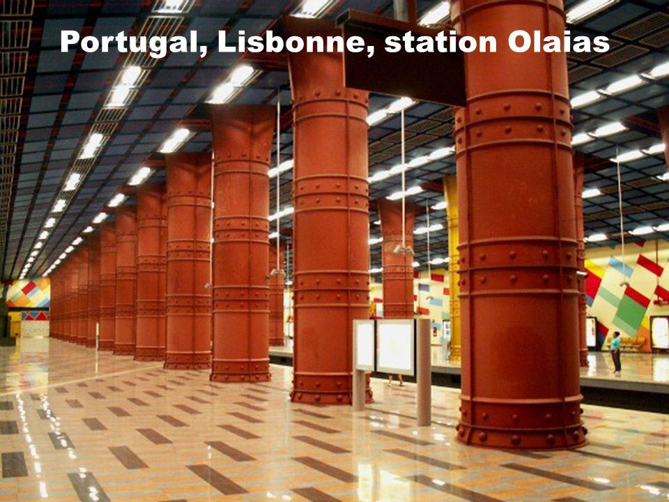 Pologne, Varsovie, station plac Wilsona