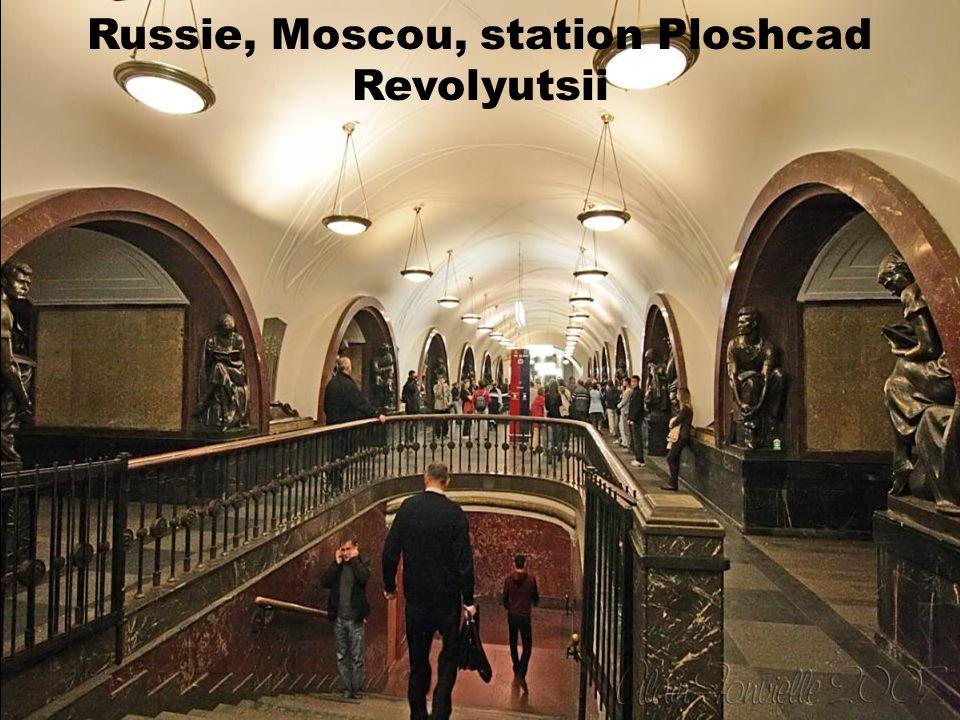 République Tchèque, Prague, station Hradcanska