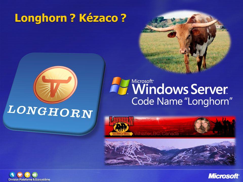 Longhorn ? Kézaco ?