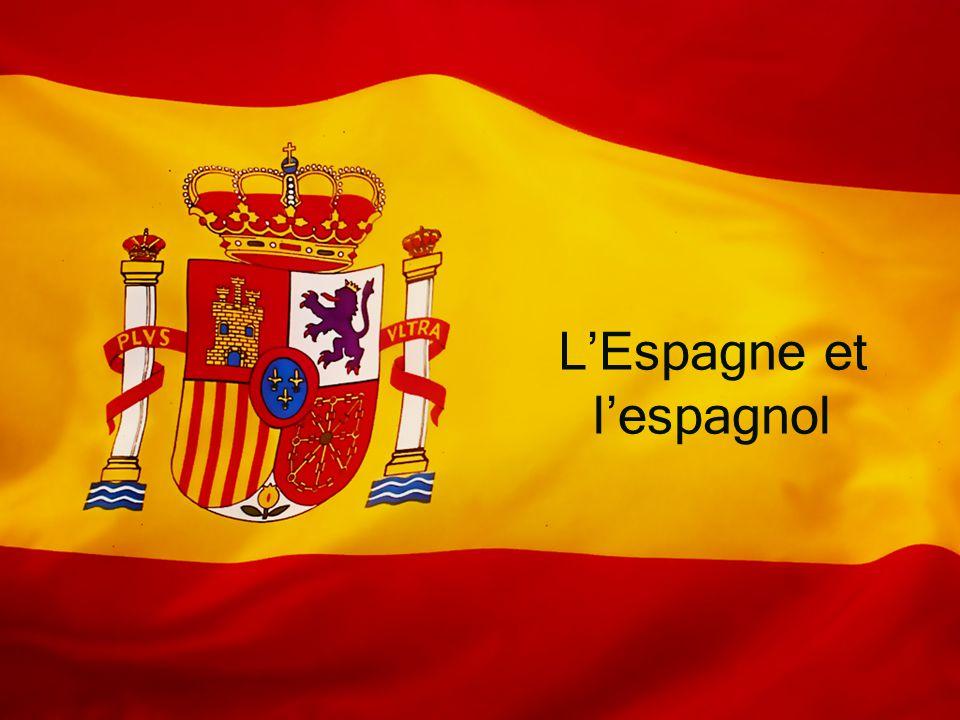 L'Espagne et l'espagnol