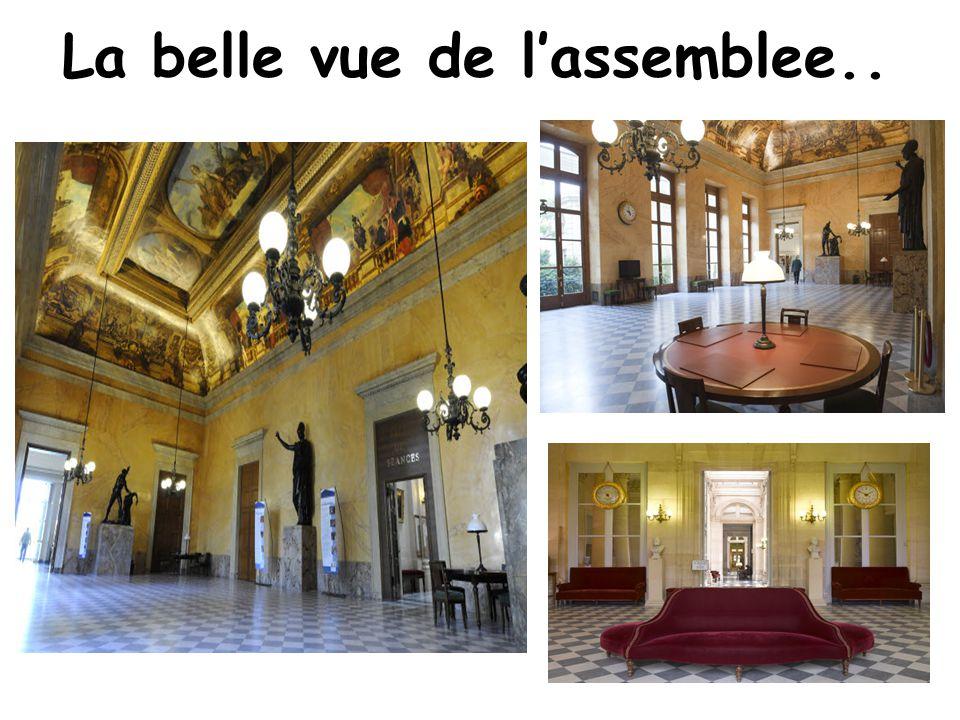 C'est le jardin de quatre colonnes ou l'hôtel de Lassay..