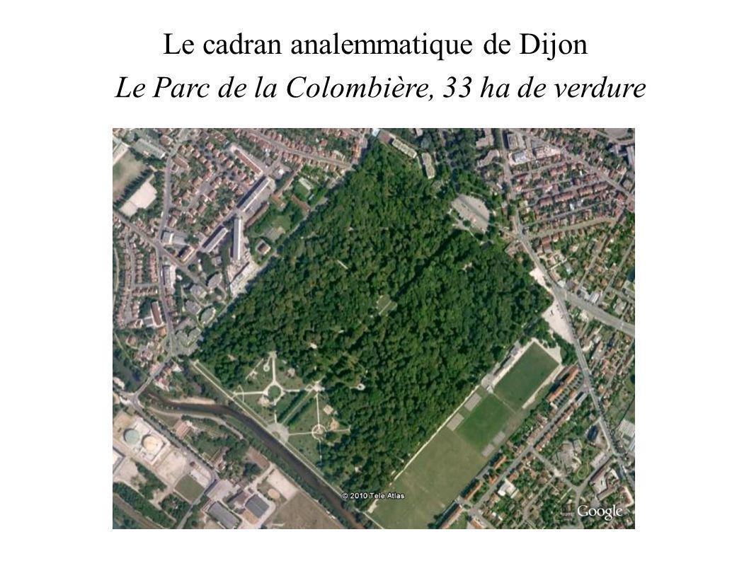 Le Parc de la Colombière, 33 ha de verdure