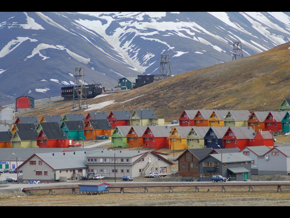 . Salvadora. Ile de Norvège, où se trouve le coffre pour le protéger spécialement des effets apocalyptiques du changement climatique.