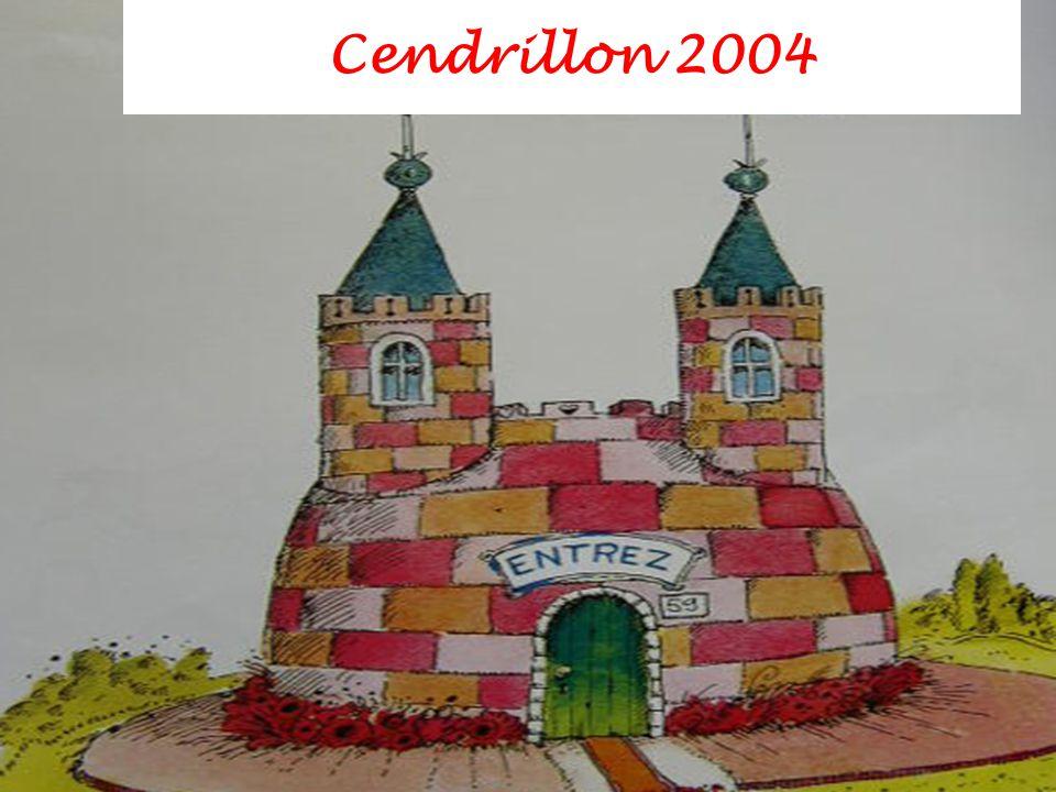 Cendrillon 2004