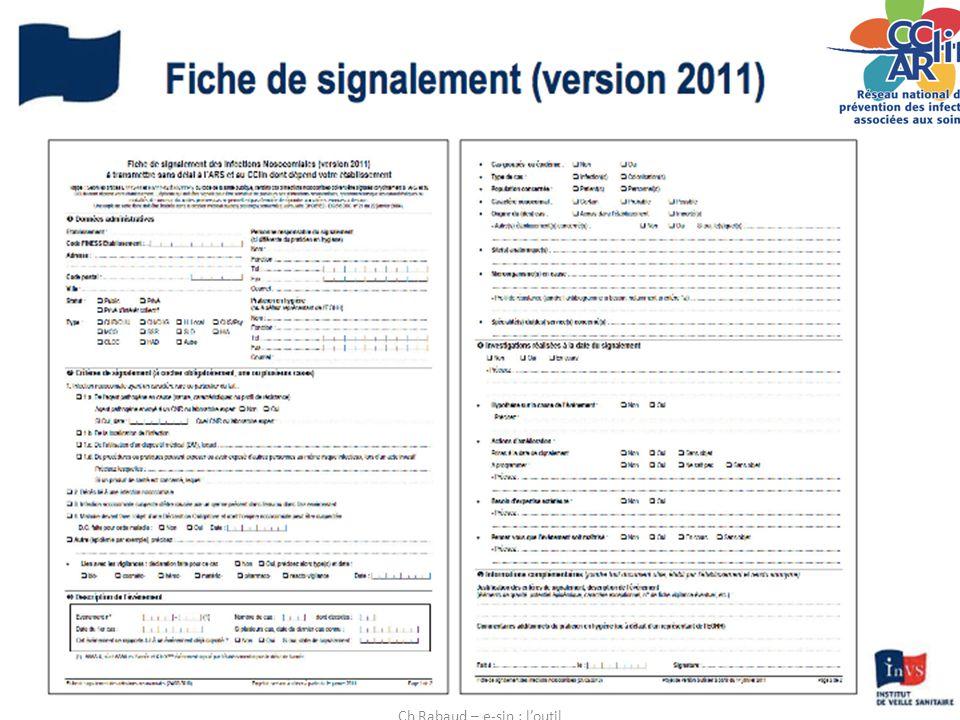 28/11/2012M llorens e-sin côté déclarant15 L'apport d'e-sin • Simplification considérable du signalement externe • Fiabilisation des données transmises • Plus de signalements .