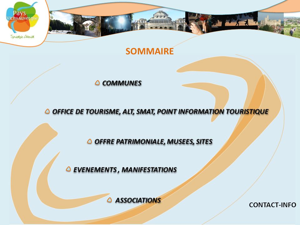 COMMUNES OFFICE DE TOURISME, ALT, SMAT, POINT INFORMATION TOURISTIQUE OFFICE DE TOURISME, ALT, SMAT, POINT INFORMATION TOURISTIQUE OFFICE DE TOURISME,