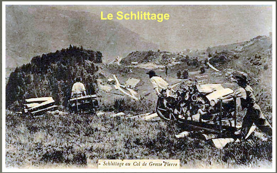 Le séchage de la tourbe à La Tenine La tourbe