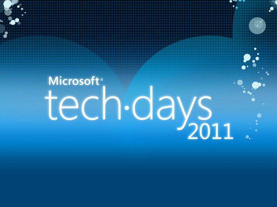 MS Services aux TechDays : une grande première.