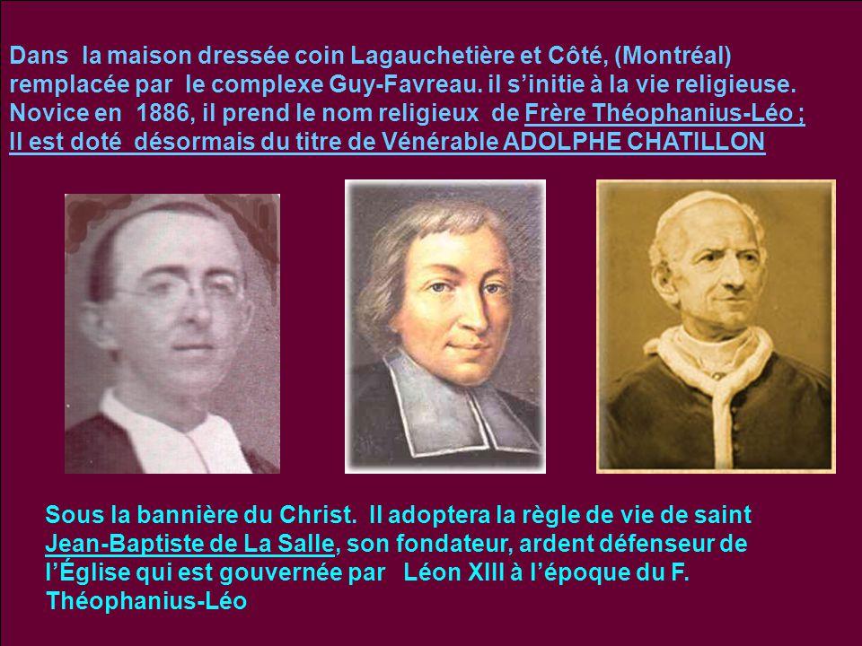 Guidé par des frères expérimentés, il développe sa compétence d'éducateur, au Scolasticat qui vient d'emménager à Maisonneuve en 1887.