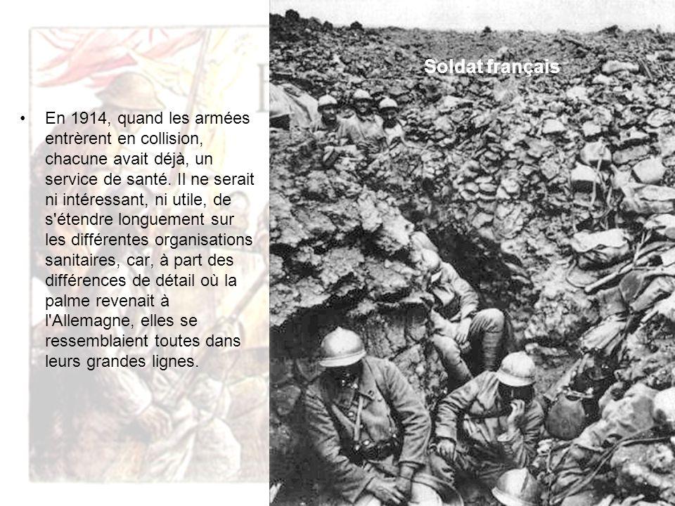 •« De temps à autre, plusieurs fois par semaine, souvent même plusieurs fois par jour, des compagnies, des bataillons sortent des tranchées, s'élancen