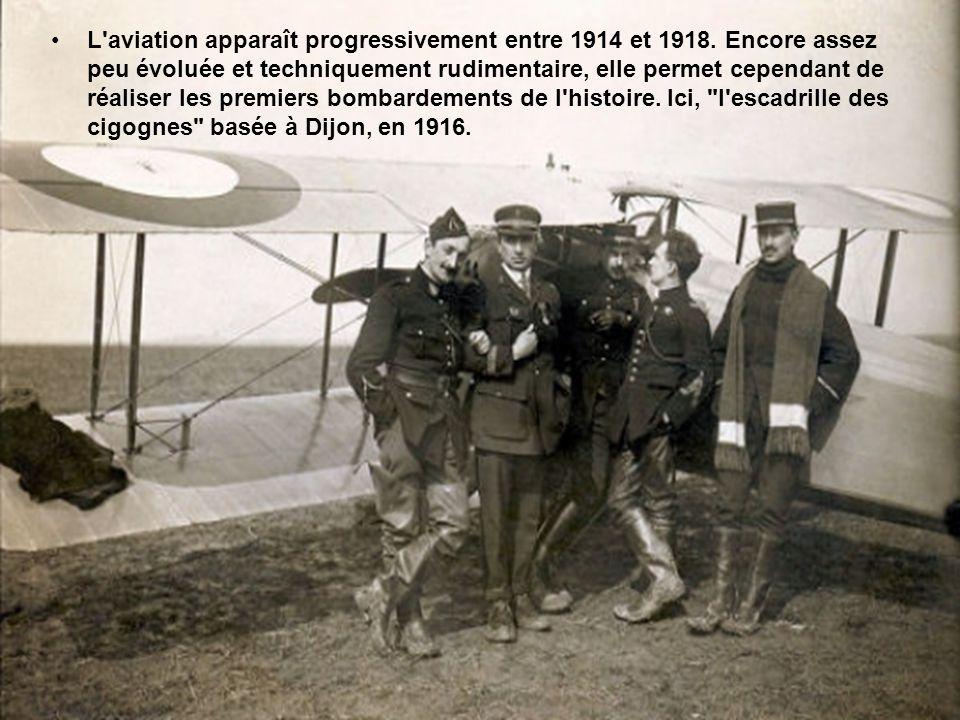 Les premières troupes américaines débarquant à Saint-Nazaire, 1917