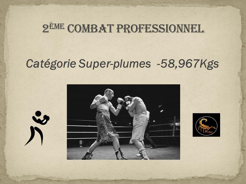 Catégorie Super-plumes -58,967Kgs