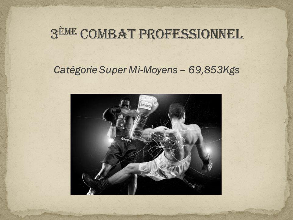 Catégorie Super Mi-Moyens – 69,853Kgs