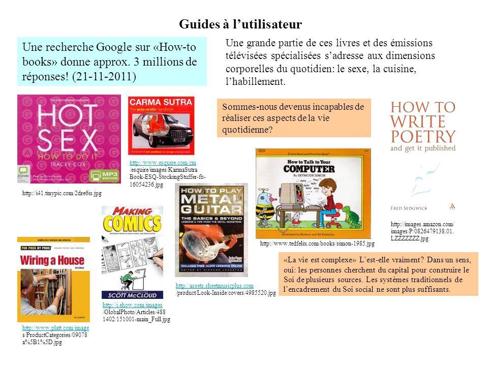 Guides à l'utilisateur Une recherche Google sur «How-to books» donne approx. 3 millions de réponses! (21-11-2011) http://www.platt.com/image http://ww