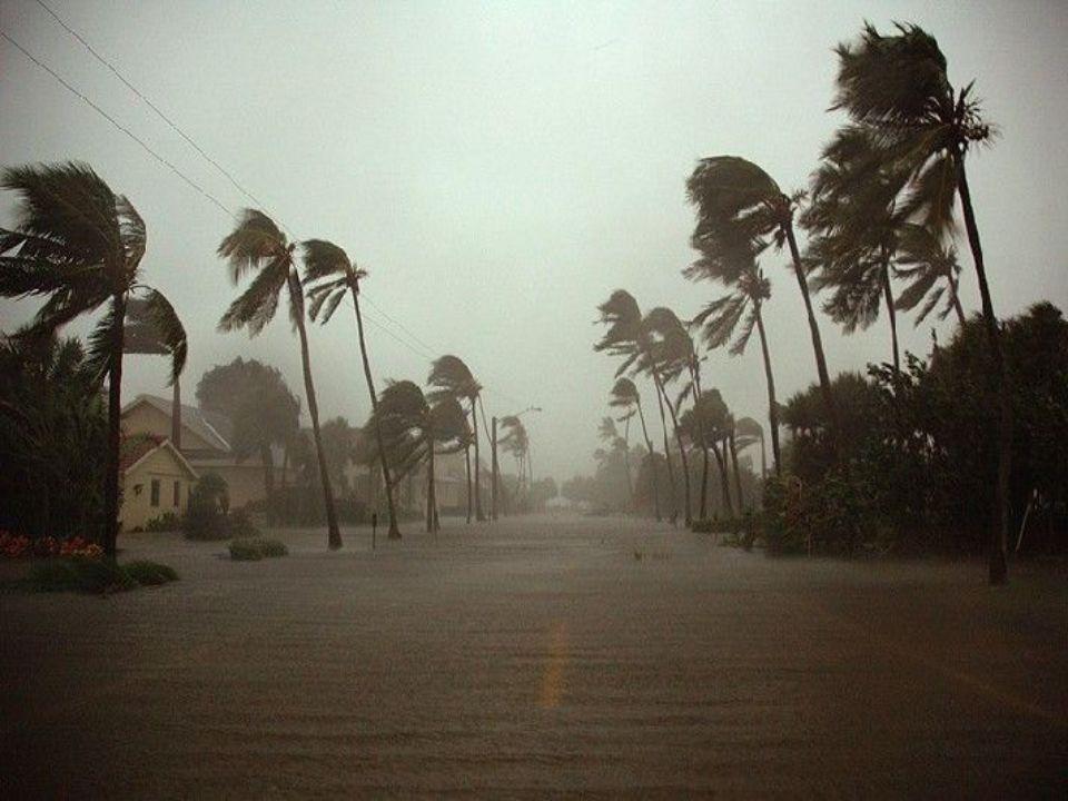 L'ouragan Wilma en 2005, qui atteint la catégorie 5 sur l'échelle Saffir-Simpson, est considéré par les météorologistes comme, le plus fort de l'Histoire, en termes de pression barométrique, formé dans l'Océan Atlantique.