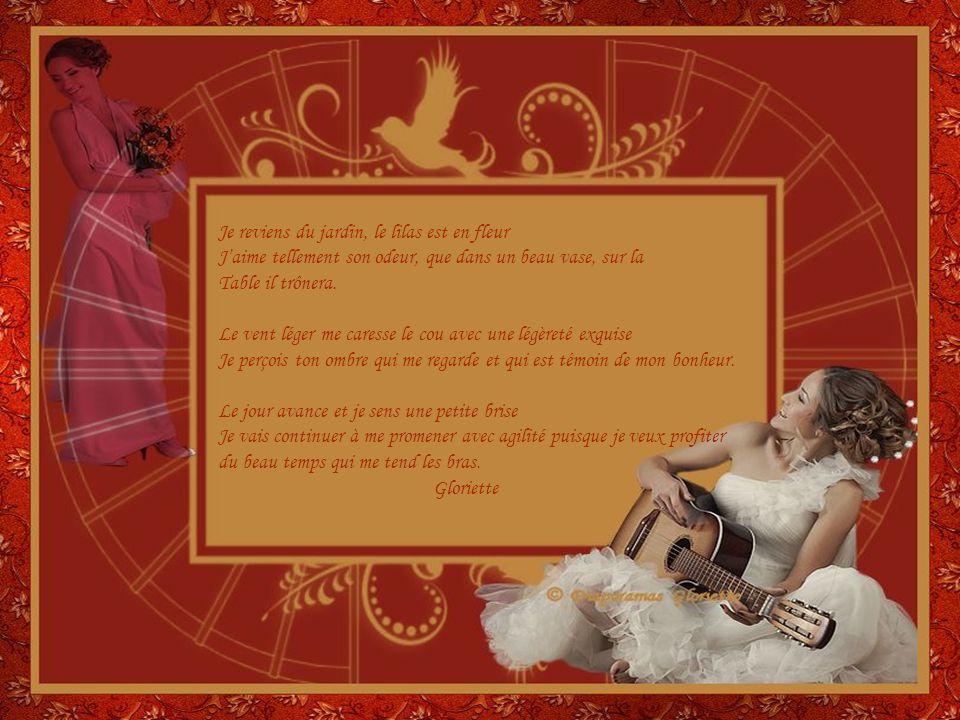 Texte: Gloriette Mes diaporamas sont hébergés chez Créations Ginette et Claudy http://www.creationsginette.com/ http://www.chezclaudy.com/ Musique: The Gratest Miracle of Love Pour me Rejoindre: mailto:diaporamasgloriette@sympatico.ca mailto:diaporamasgloriette@sympatico.ca Diaporamas Gloriette ( Mai 2013 ) Tous Droits Réservés Production protégée par Copyright © Toute Reproduction est Interdite Il est Interdit d'afficher ce diaporama sur un autre site, sans avoir reçu mon autorisation.