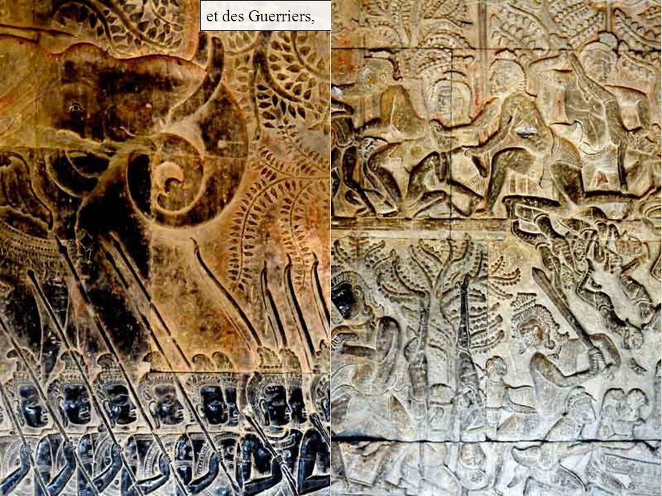 des murs où l on venait de graver le combat des Singes…