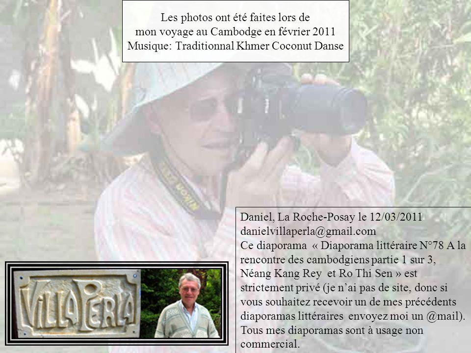 Les siècles ont passé, l'Empire khmer s'est écroulé, la forêt a envahi les temples désertés et a disjoint les pierres des palais, l'orgueil des rois n