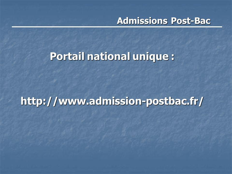 Admissions Post-Bac Exemple (phases d'admission) 3 ème PHASE : du 14 juillet 14h au 17 juillet 14h ATTENTION : PAS DE REPONSE = DEMISSION GENERALE