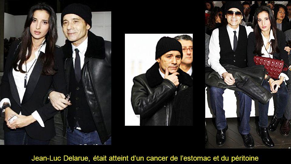 Jean-Luc Delarue, était atteint d'un cancer de l'estomac et du péritoine