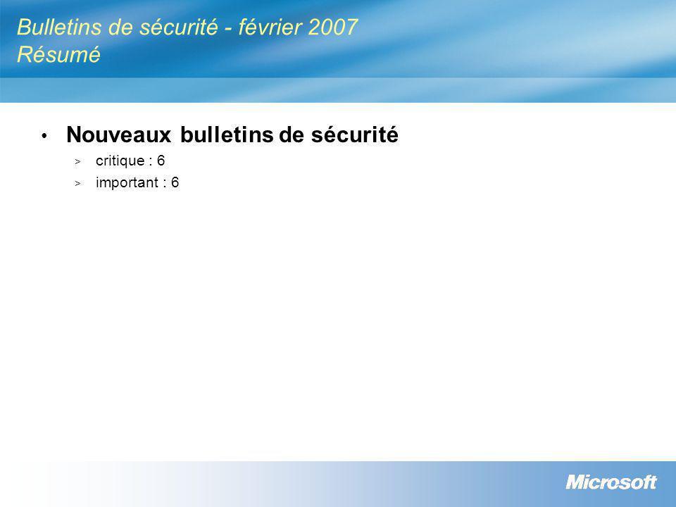 WSUSSCAN.CAB • Nouvelle architecture WSUSSCAN.CAB depuis novembre 2006 > Utilisateurs de l outil d inventaire SMS : téléchargez et déployez la version mise à jour de l outil d inventaire SMS.