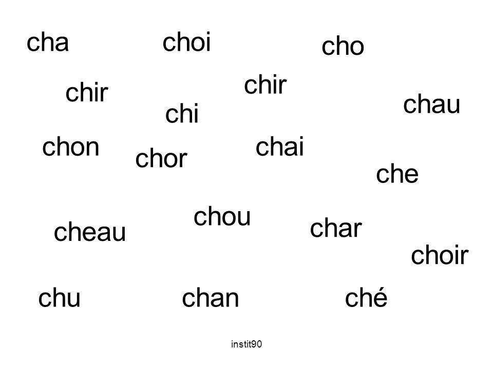 instit90 cha chi cho che chu chou chon ché choi chai chan chau cheau char chor chir choir chir
