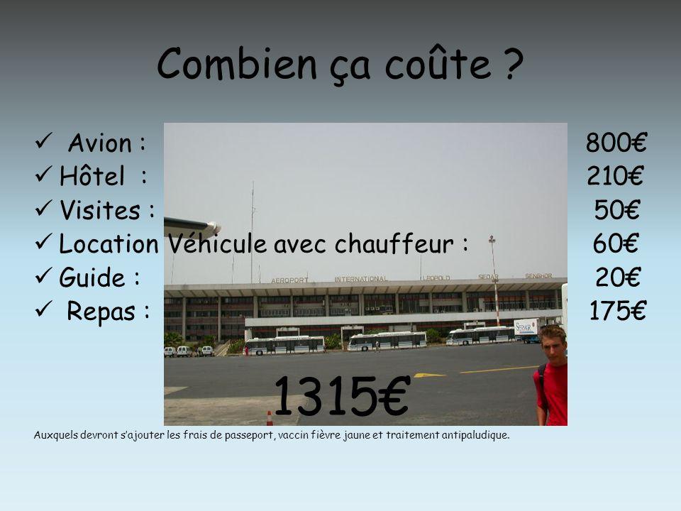 LE VOYAGE • En avion. (Sur une ligne régulière) Départ de Marseille ou Toulouse.