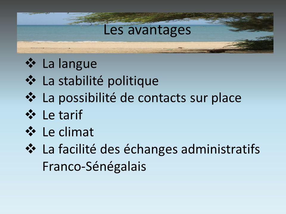 Pourquoi le Sénégal !!. *Pour la rencontre ethnique et culturelle.