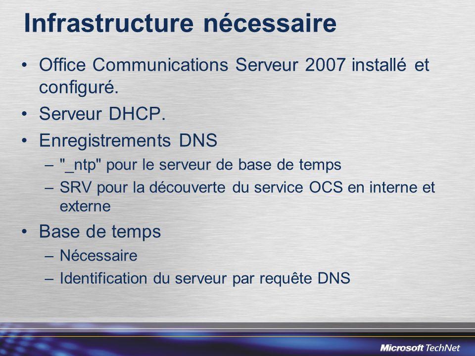 Administration et dépannage •Gestion des mises à jour: –Chargement et approbation •Périphérique de test •Configuration du service •Fichiers de logs