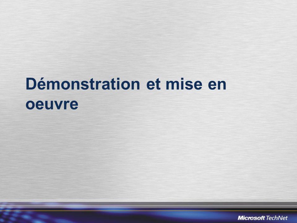 Gestion des périphériques Office Communicator Phone Edition (Tanjay) – partie 2 Damien Caro Architecte Infrastructure Microsoft France http://blogs.technet.com/dcaro