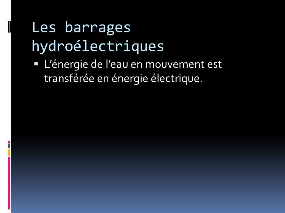 Comment Produit-On de l'énergie Thermique  L'énergie thermique est produit par le mouvement ou la vibration des particules.