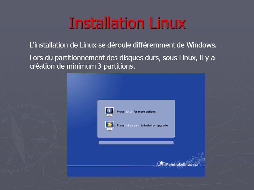 Conclusion Pour windows : - Système d'exploitation le plus utilisé dans le monde donc plus facile de trouver de l aide.