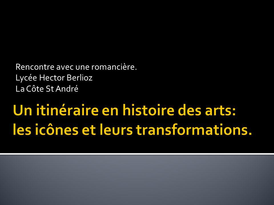  Domaines artistiques:  Arts du langage –un roman.