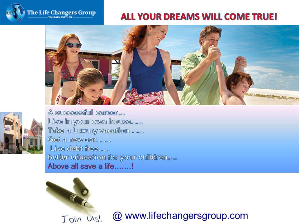 @ www.lifechangersgroup.com