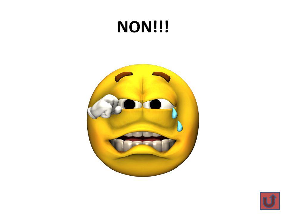 NON!!!