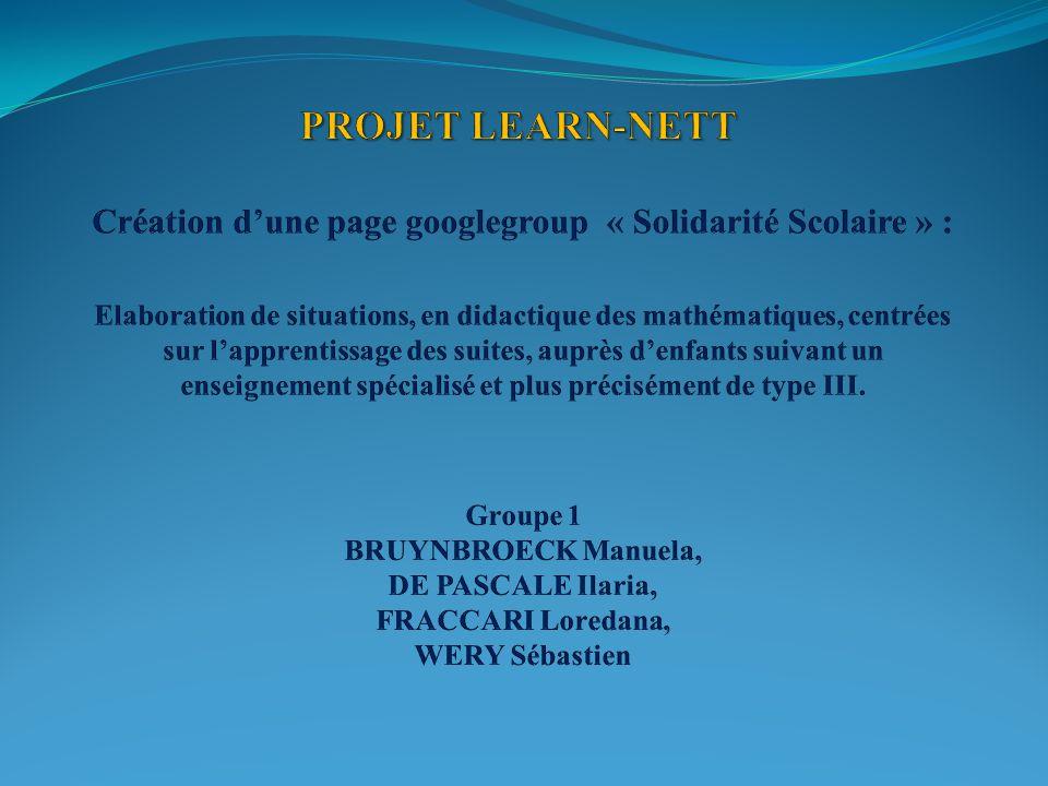 Plan de la présentation I.Introduction II. Public cible III.
