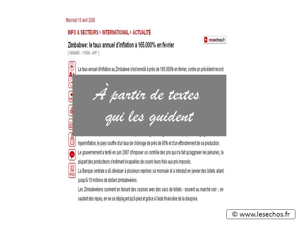 de statistiques qu'ils (re)traitent © www.lemonde.fr 2009www.lemonde.fr