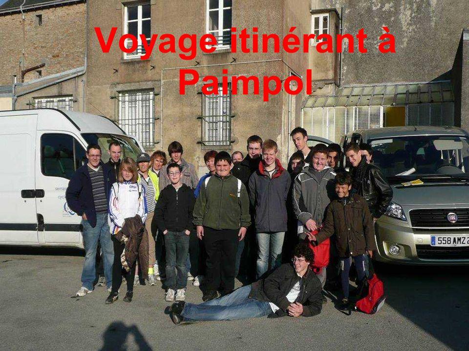Voyage itinérant à Paimpol