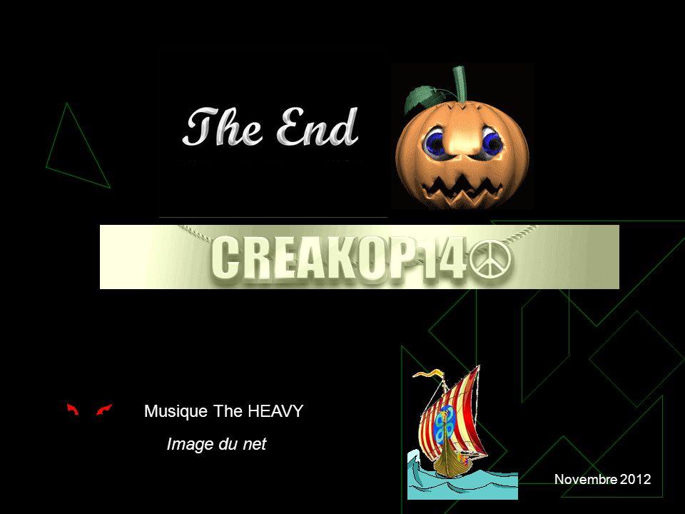 Musique The HEAVY Image du net Novembre 2012