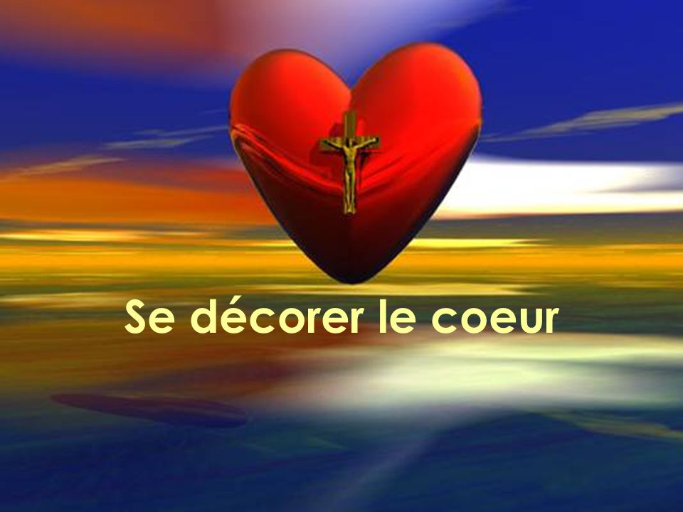 Se décorer le coeur