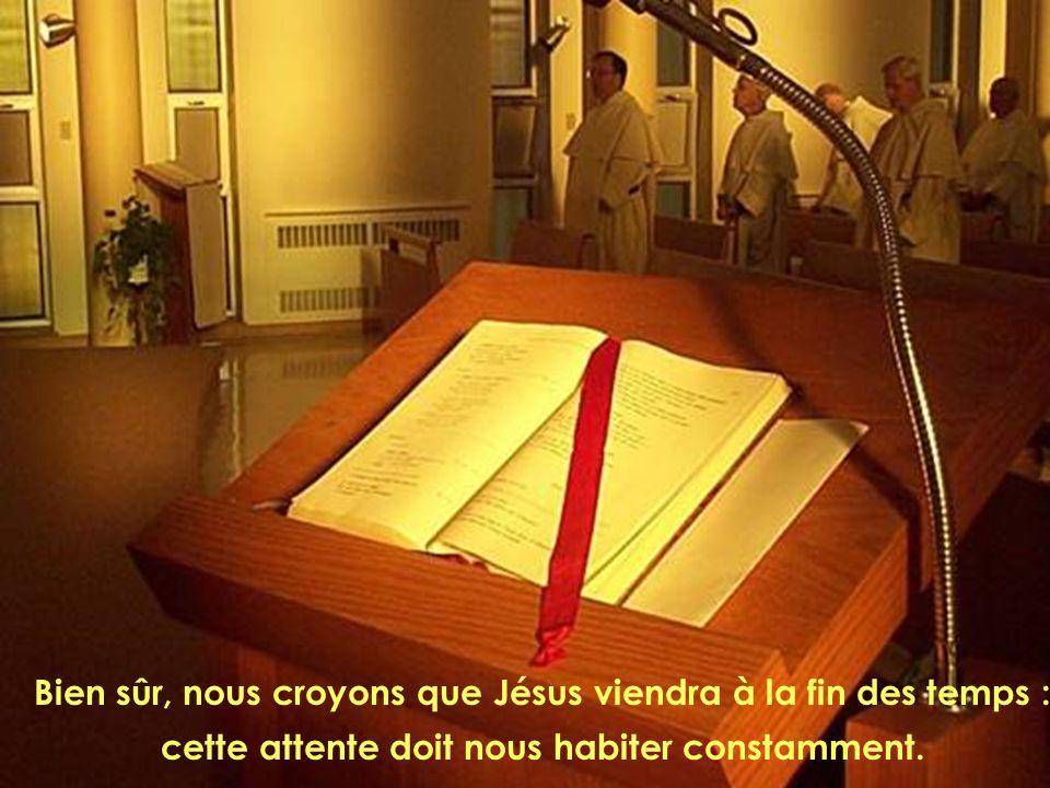 Paul écrit : Que le Seigneur vous donne, entre vous et à l'égard de tous, un amour de plus en plus intense et débordant.