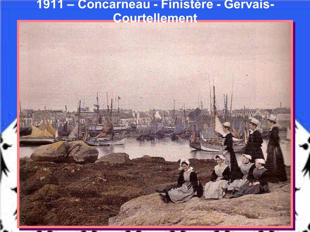 « Relève du Phare d'Ar Men » – Finistère - Anonyme