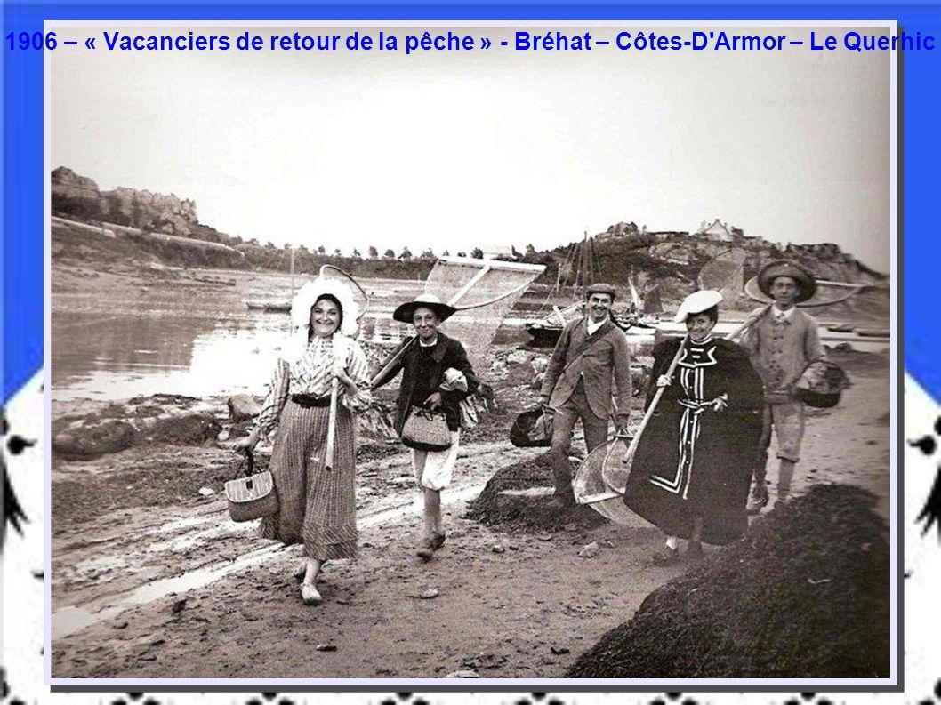 1911 Larmor-Plage Morbihan Alphonse Guillot « Le Waldeck - Rousseau »
