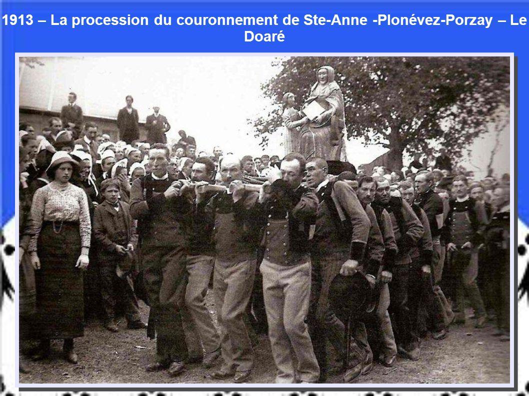 1900 Pardon Île de Batz Finistère Anonyme
