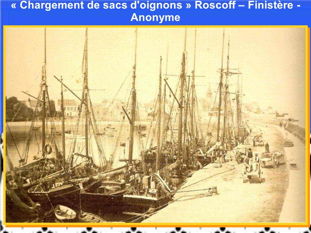 Remplissage de l'huile – Douarnenez – Finistère – Paul Gruyer