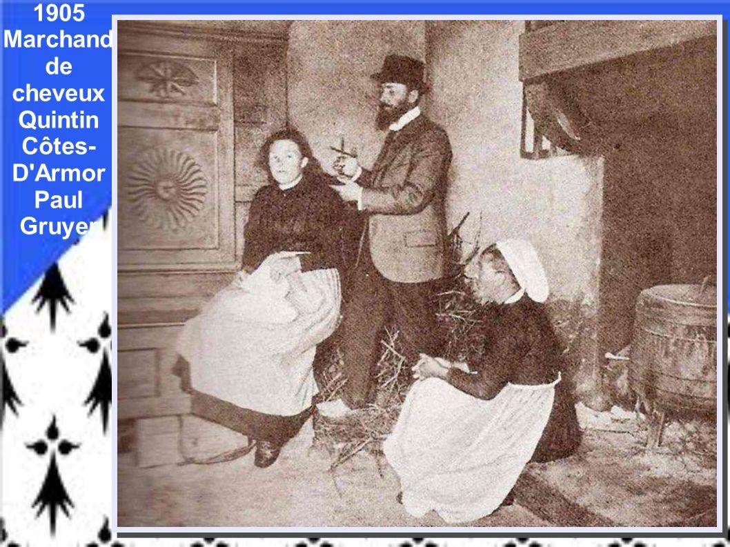 1911 – Douarnenez – Finistère – Charles Lhermitte