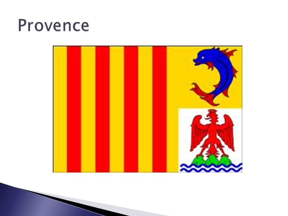  Une région du sud-est de la France actuelle, de la rive gauche du Rhône inférieur à l ouest jusqu à la frontière avec l Italie à l est et bordée au sud par la Méditerranée.